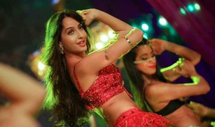 Nora Fatehi Shows Off Her Hot Dance Moves on 'Baby Marwake Manegi', Looks Sexy in Red Outfit -Watch