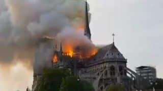 Notre Dame Cathedral Inferno: Fire Under Control, Main Structure of 850-year-old UNESCO Heritage Landmark Saved