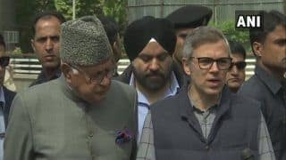 Too Ill For Jail, Not For Contesting Polls? Asks Omar at Sadhvi Pragya's Candidature From Bhopal