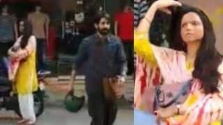 Chhapaak: Deepika Padukone And Vikrant Massey's Video From Set Gets Leaked, Watch