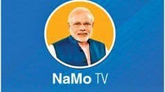 With Only Vote Counting Left, NaMo TV Goes Off Air: Reports