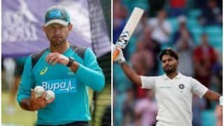 Ricky Ponting Surprised Over Rishabh Pant's Exclusion