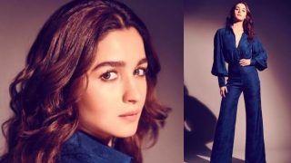 Alia Bhatt Once Again Bags Best Actress Award For Raazi