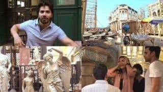 Kalank Behind The Scenes: Makers Reveal Intriguing Details About The Set, Varun Dhawan Introduces 'Zafar's Ilaaka'