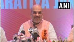 'Cong in Confusion, Not us,' Says Shah on Priyanka Contesting Against PM Modi From Varanasi