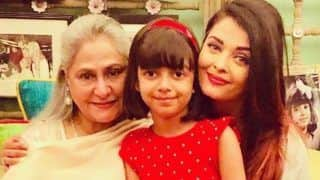 Aishwarya Rai Bachchan Wishes Jaya Bachchan on Her Birthday by Sharing Adorable Picture With Aaradhya Bachchan