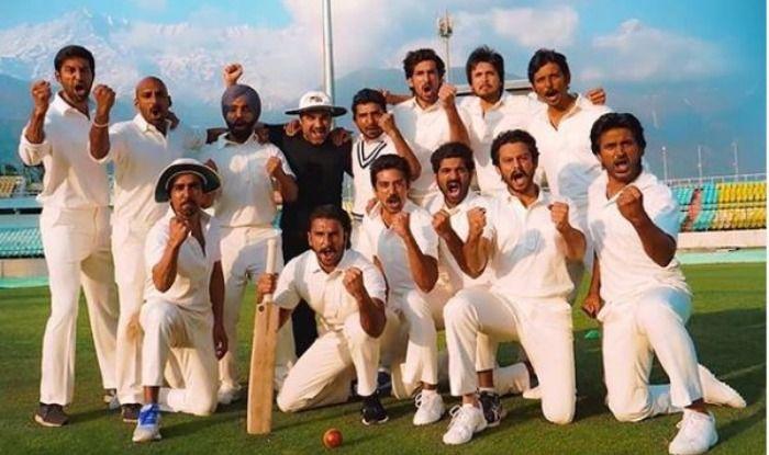 Ranveer Singh starrer '83