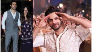 Varun Dhawan Dances to 'First Class' at His Friend's Wedding, Watch Viral Video