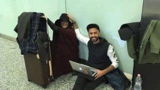 Sonam Kapoor And Anand Ahuja's 'Airport Shenanigans' Cannot be Missed, See Picture