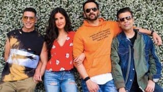 Katrina Kaif, Akshay Kumar to Reunite After Nine Years With Rohit Shetty's Sooryanvanshi