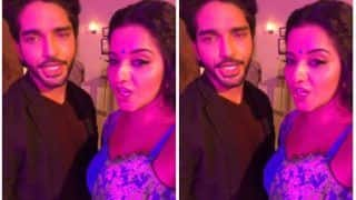 Bhojpuri Bombshell Monalisa Shares Hilarious BTS Video With Harsh Rajput on The Sets of Nazar-WATCH