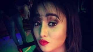 Bhojpuri Bomb Rani Chatterjee Looks Hot in a Sexy Black Top And Red Lipstick, See Transformation Pic