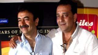 Sanjay Dutt Says he Does Not Believe in #MeToo Allegations Against Rajkumar Hirani