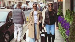Kareena Kapoor Khan, Amrita Arora Flaunt Stylish Winter Wear From Streets of London