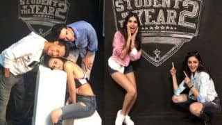 Student of The Year 2: Ananya Panday Shares Heartfelt Post on Completing One Year of Film's Shooting