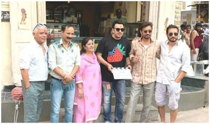 Irrfan Khan Begins Shooting For Sequel of Hindi Medium in Udaipur, Homi Adajania Directorial to be Titled 'Angrezi Medium'