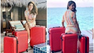 Hina Khan is Headed HERE to Beat Monday 'Blues,' Pictures Set Temperatures Soaring on Internet
