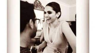 Deepika Padukone Flaunts Her Million Dollar Smile as She Quotes Charlie Chaplin