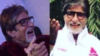 Amitabh Bachchan's 'Husband Wife' Joke Will Leave You in Splits