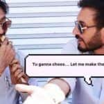 Irrfan Khan And Angrezi Medium Director Homi Adajania's Conversation Will Crack You up