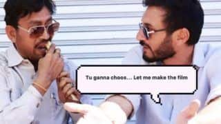 Irrfan Khan And Angrezi Medium Director Homi Adajania's Conversation Will Crack You up
