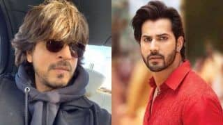 Kalank: Varun Dhawan Receives Words of Encouragement From Shah Rukh Khan