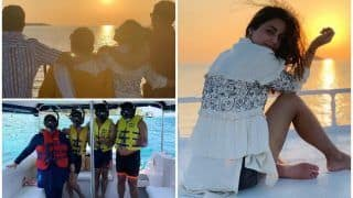 Hina Khan's 'Swag' as She Vacays in The Maldives With 'Fantastic Four' Will Make You Yearn For a Beach Holiday