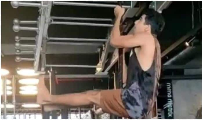 Ishaan Khatter's Viral Workout Video Looks Too Hot to Handle, Sets Fans Hearts Aflutter