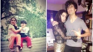Sara Ali Khan's Throwback Pictures on Siblings Day With Brother Ibrahim Will Surely Melt Your Heart