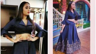 Rani Chatterjee Looks Mesmerising in Navy Blue Crop-Top And Skirt, Fans Can't Take Their Eyes off as Picture Goes Viral