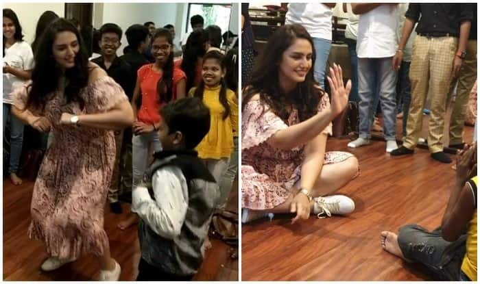 Huma Qureshi's 'Duck Dancing' Video With Thalassemia 'Cuties' is Perfect Therapy For Dull Thursday