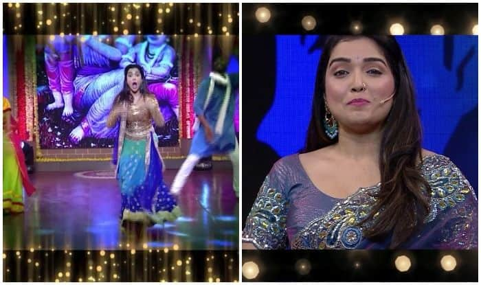 Bhojpuri Sensation Amrapali Dubey Sets Stage on Fire With Energetic Dance on Ram Navami Eve