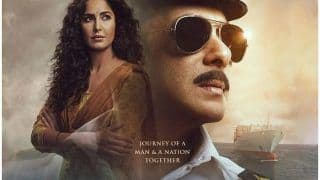 Bharat Fourth Poster Out: Salman Khan-Katrina Kaif Portray New Story of 'Journey of Man And Nation Together'