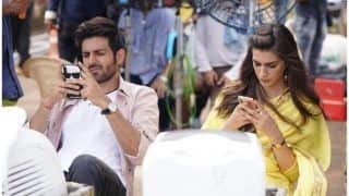 Kriti Sanon Clears The Air on Tiff Between Her And Luka Chuppi Co-Star Kartik Aaryan, Read Deets