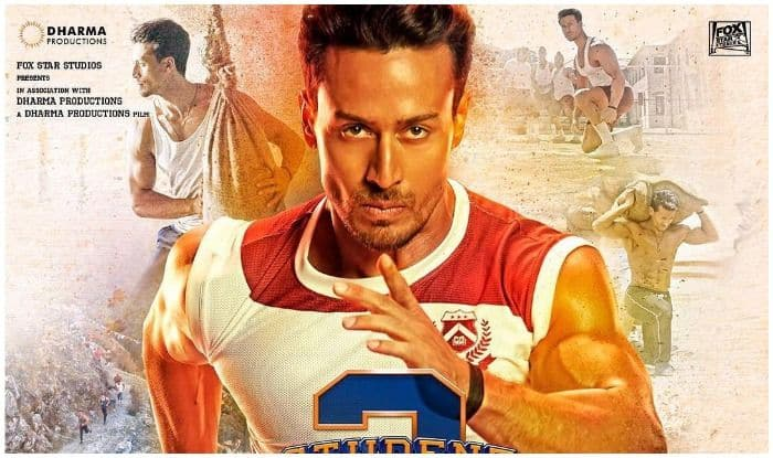 Student of The Year 2 Star Tiger Shroff 'Races to The Finish Line' With New Poster Ahead of Trailer Release