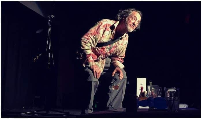 British Comedian Ian Cognito Dies in The Middle of Comic Act on Stage, Was Aged 60 Years