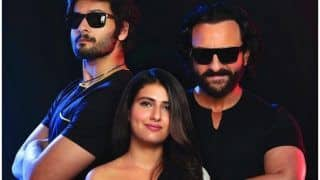 Saif Ali Khan, Fatima Sana Shaikh And Ali Fazal to Feature in 'India's Spookiest Comedy' Bhoot Police