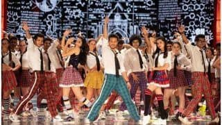 Tiger Shroff, Tara Sutaria, Ananya Panday Groove to The Jawaani Song From SOTY 2
