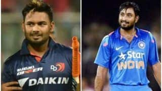 Excluded From Main Squad; Rishabh Pant, Ambati Rayudu Named India's Standbys For World Cup