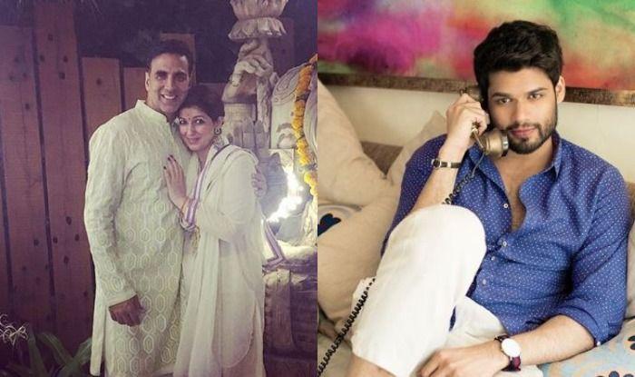 Akshay Kumar, Twinkle Khanna, Karan Kapadia