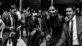 Deepika Padukone-Ranveer Singh's Throwback Pictures From Friend's Wedding Go Viral