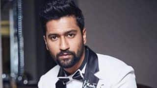 Vicky Kaushal Resumes Work Post Injury on Set of Bhanu Pratap Singh's Horror Film