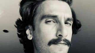 Ranveer Singh's Black And White Mustache Look From '83 Will Take You Back to The 'Retro' Days