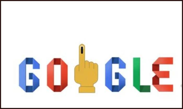 Lok Sabha Elections 2019: Google Doodle on India Elections Tells People 'How to Vote' And 'What is The Voting Process'