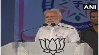Watch| Modi in C'garh: PM Attacks Congress, Calls Its Manifesto 'Dhakosla Patr'