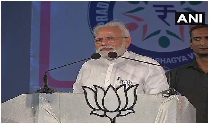 Watch| Modi in C'garh: PM Attacks Congress, Calls Its Manifesto 'Dhakosla Patr'