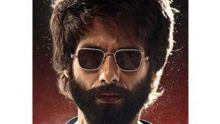 Shahid  Kapoor Teases Fans With Fierce Look From Kabir Singh