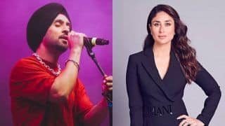 Kareena Kapoor Khan is All Praise For Diljit Dosanjh's 'Kylie + Kareena' Song, Watch