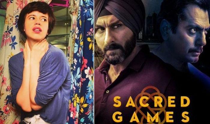 Kalki Koechlin to Star in Sacred Games 2 With Saif Ali Khan
