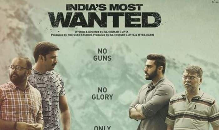 अर्जुन कपूर की India's Most Wanted आखिर किस आतंकवादी की कहानी है?